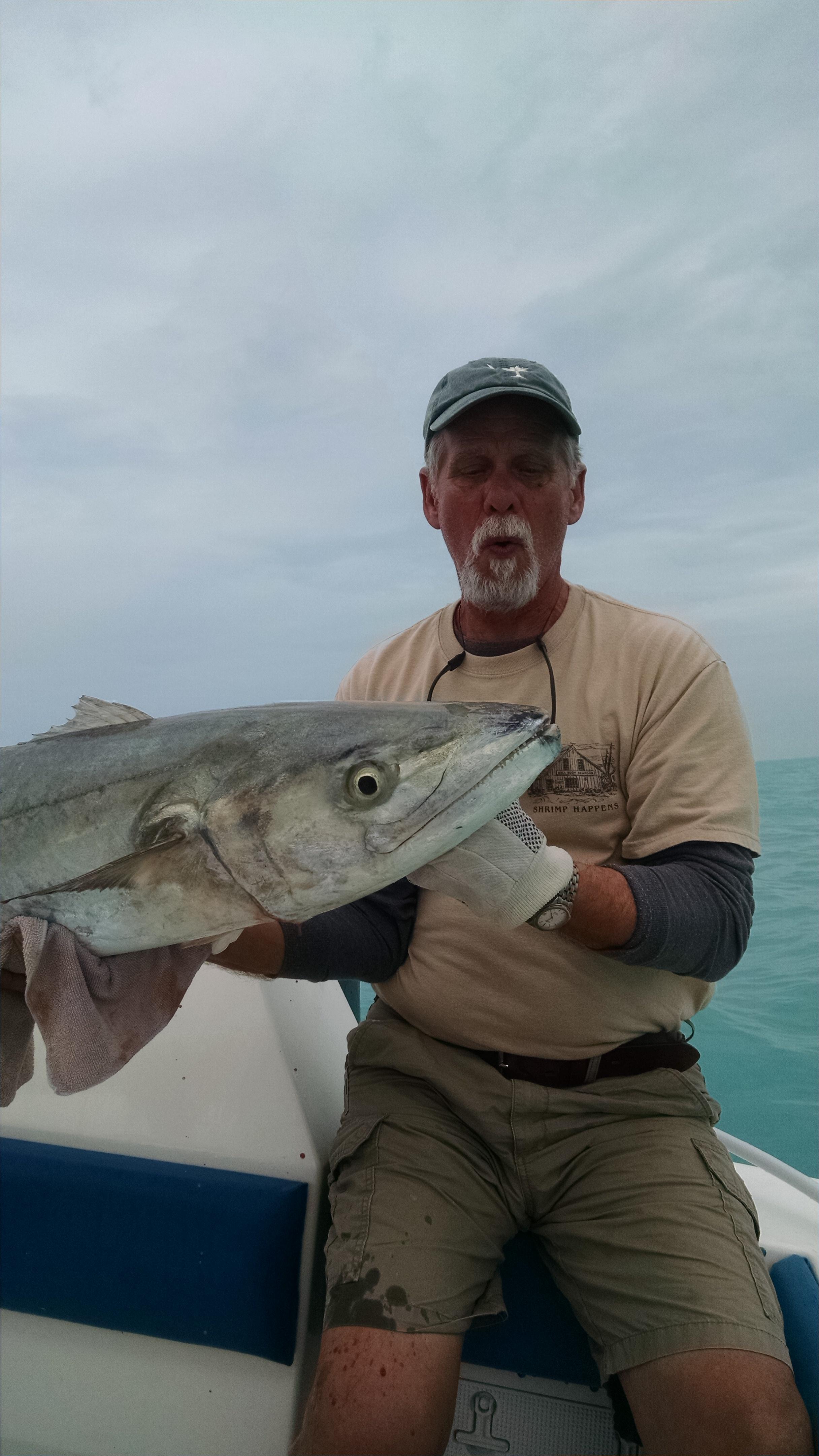 67lb Kingfish