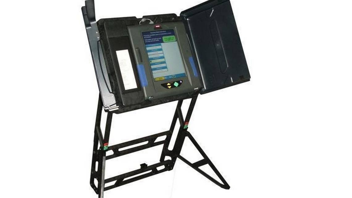 Securing the Nation's Voting Machines: A Toolkit for Advocates and Election Officials -