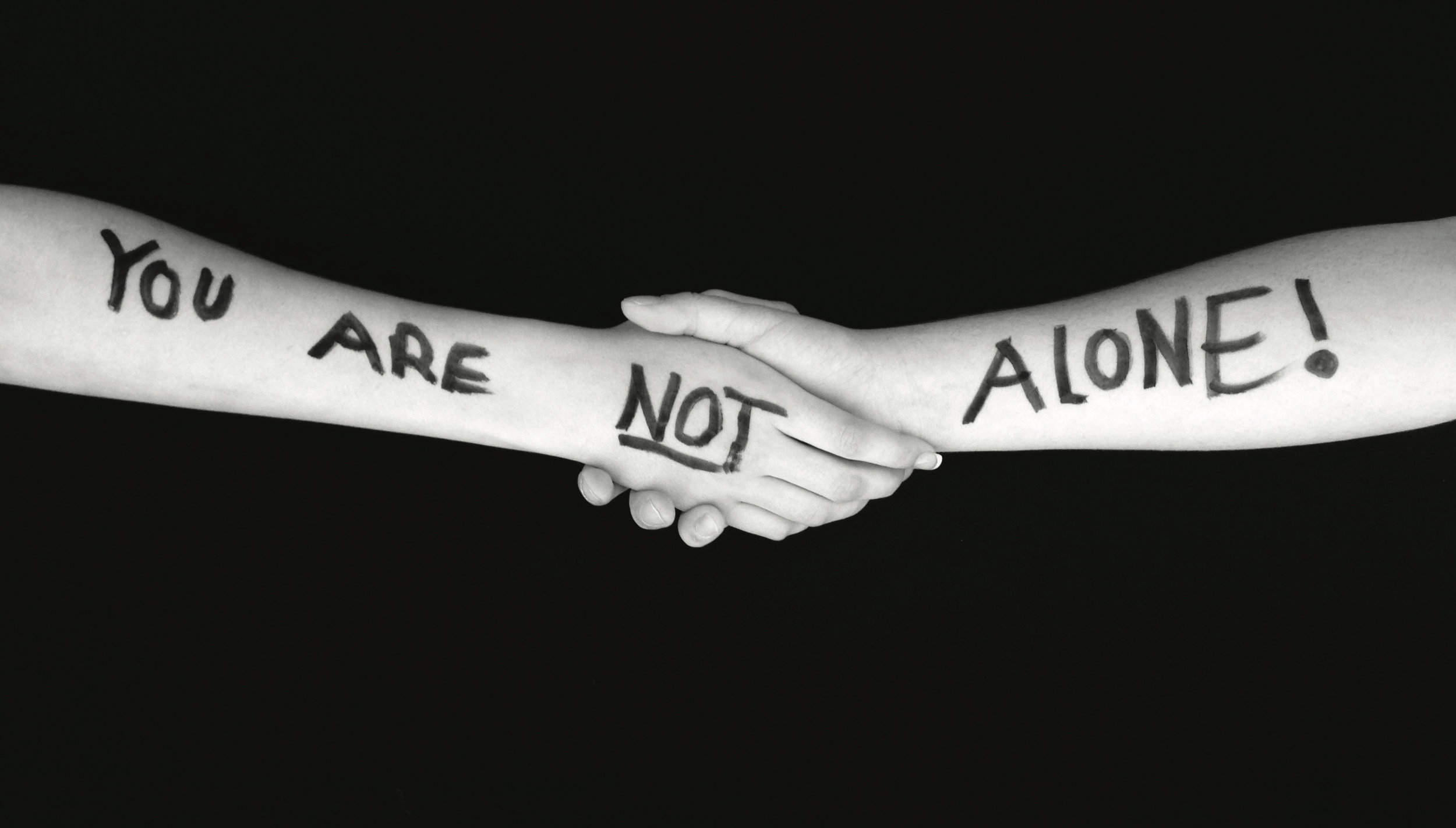 Image result for you are not alone