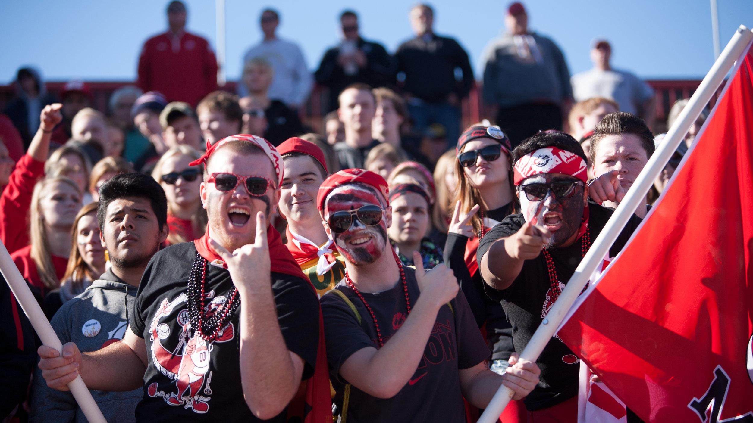 Photo courtesy Minnesota State University Moorhead Athletics