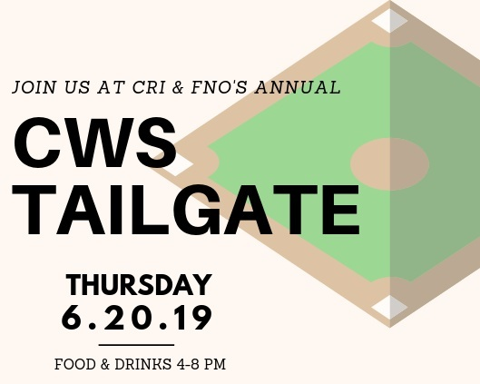 Speaking of tailgates… - If you're in the Omaha area on June 20th, reach out to our team to get information about attending our annual CWS Tailgate!