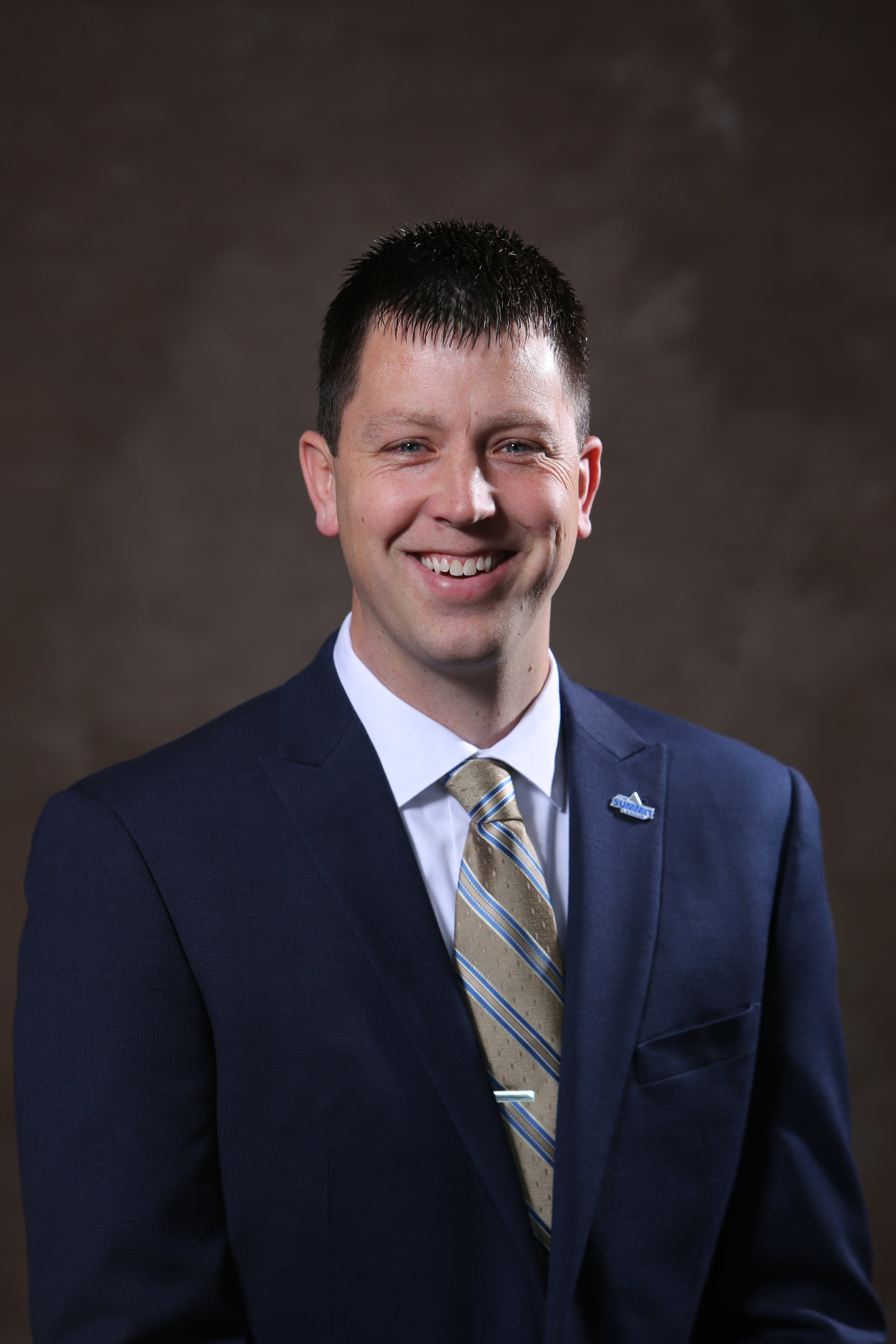 Bryan Miller is the Assistant Commissioner - Marketing & Championships for The Summit League.