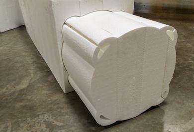 CNC Cut Foam Profile