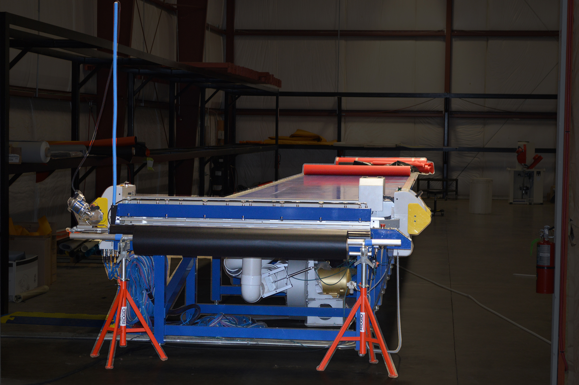 60ft CNC Fabric Cutting Table