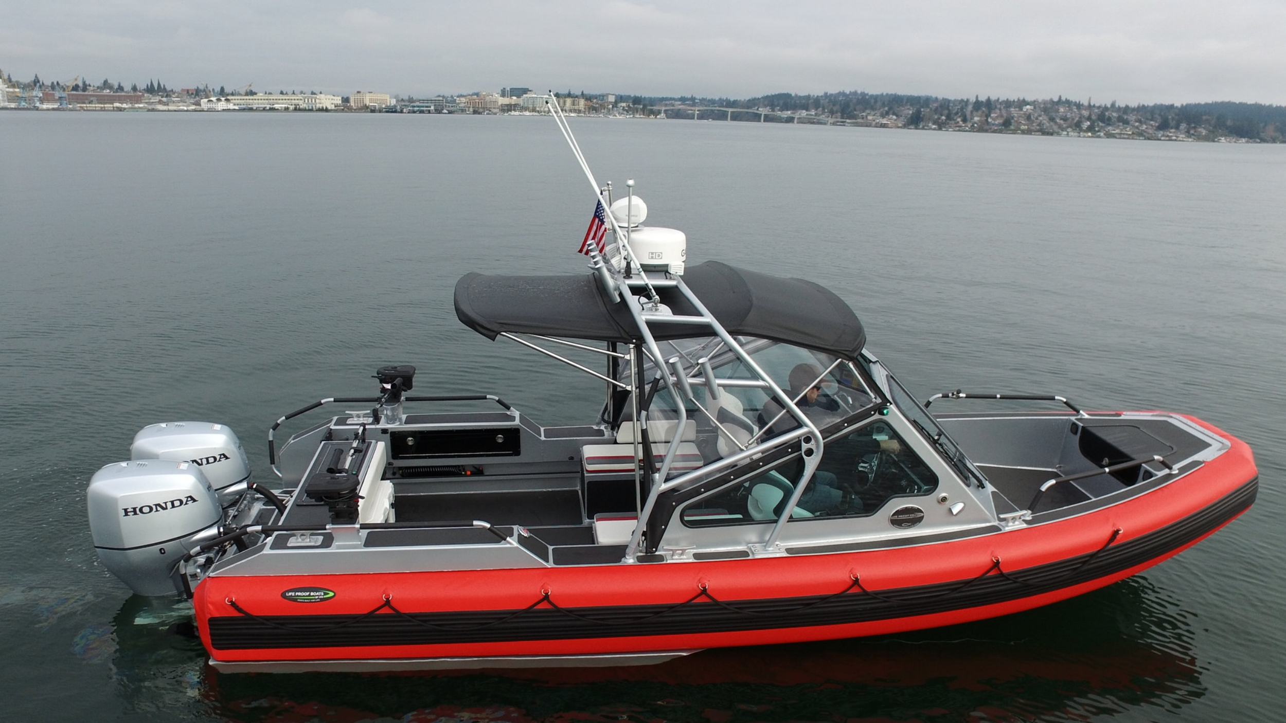 25FT RUNABOUT -