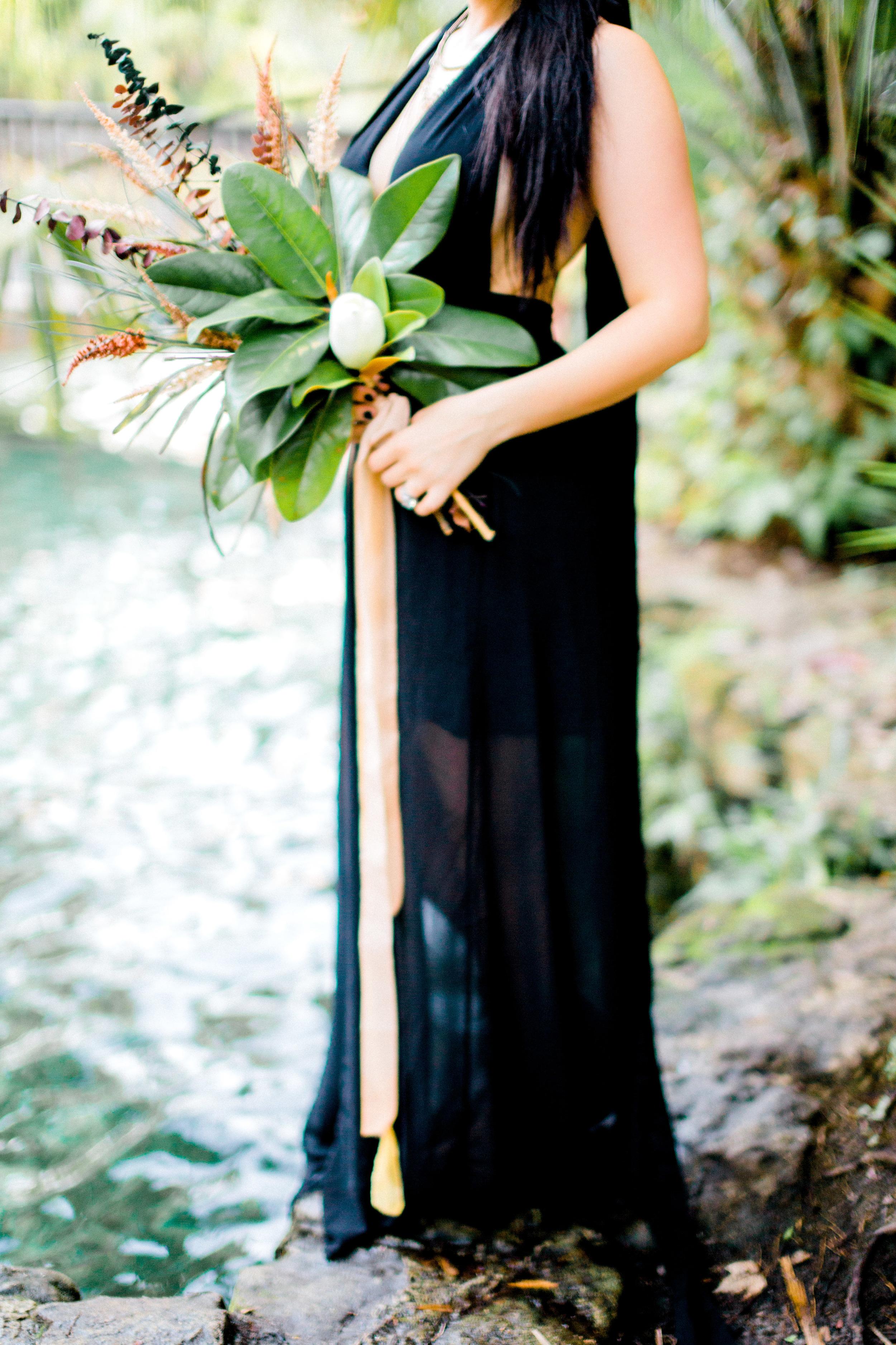 wekiva springs orlando florida engagement photo