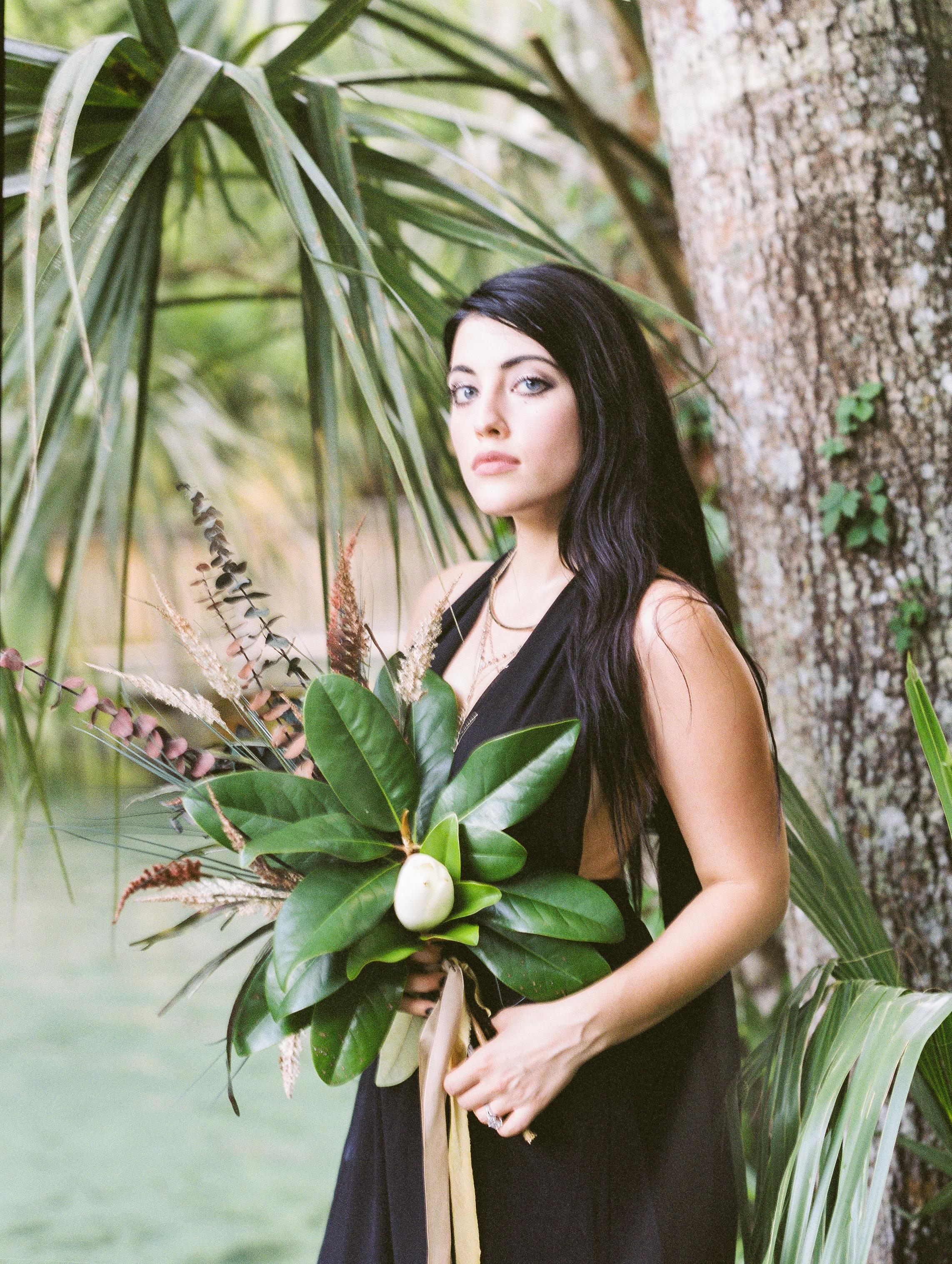 wekiva springs orlando florida engagement photos