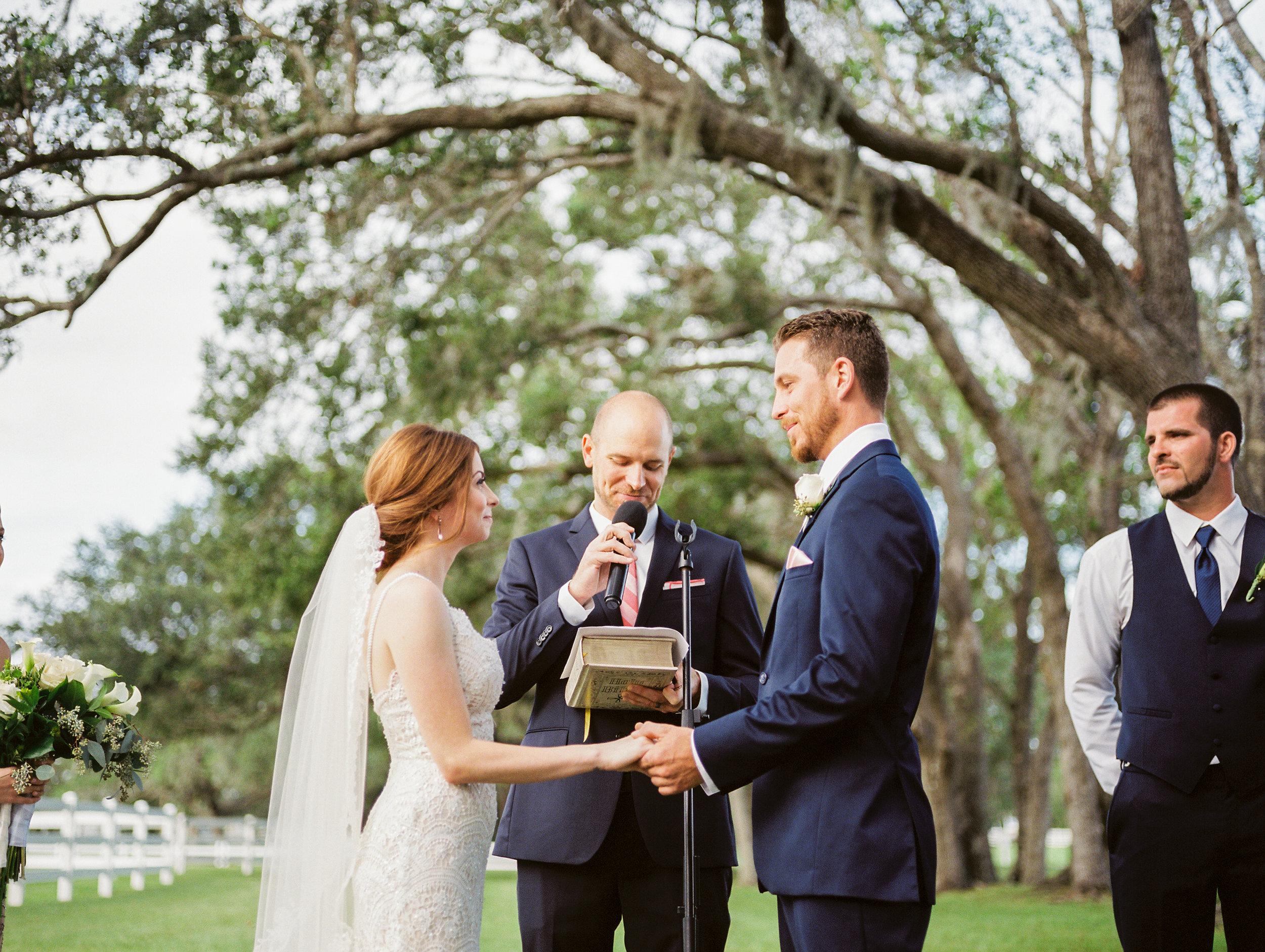 orlando florida wedding photos ceremony jessica bellinger photography