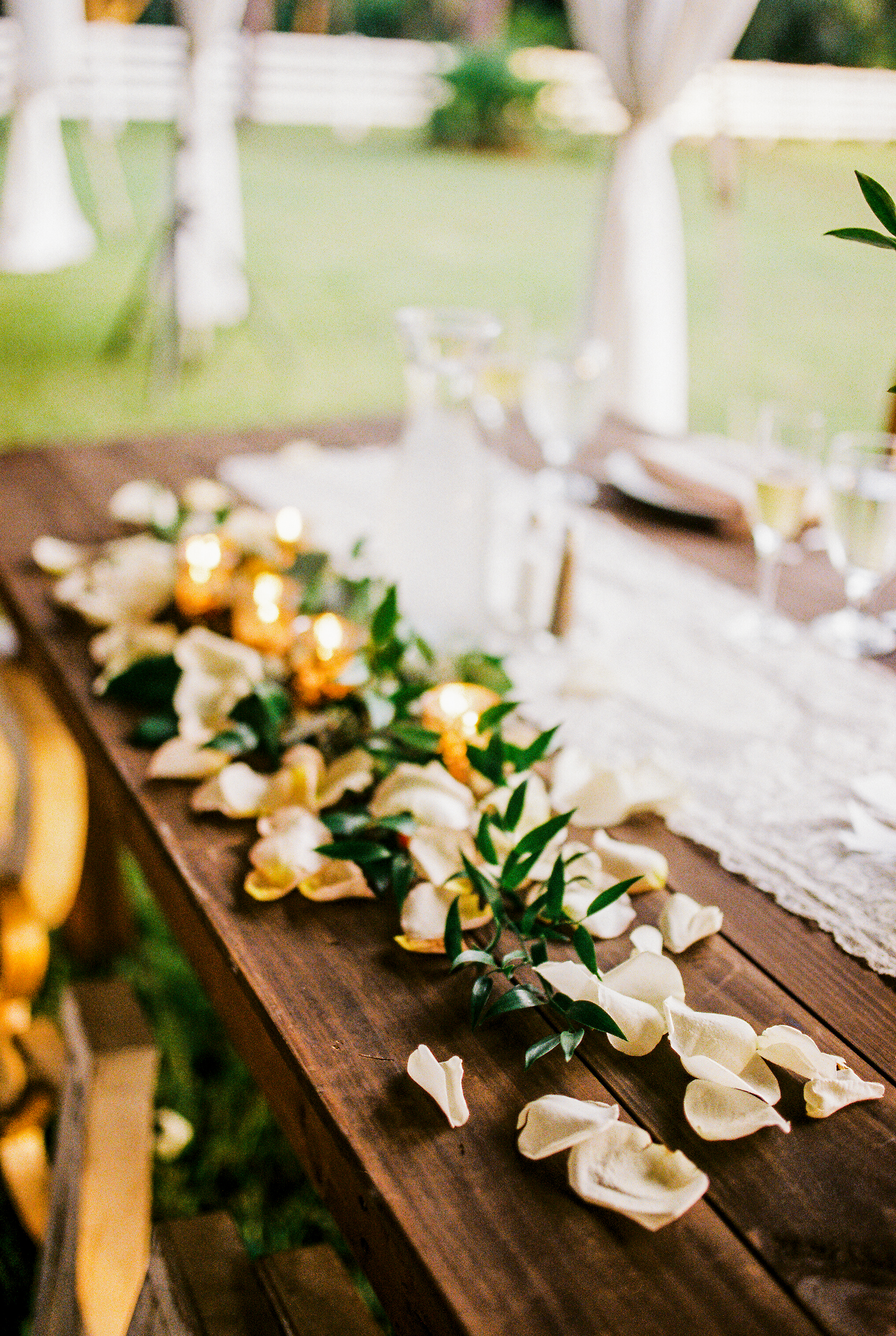 orlando florida wedding photos reception decoration details jessica bellinger photography