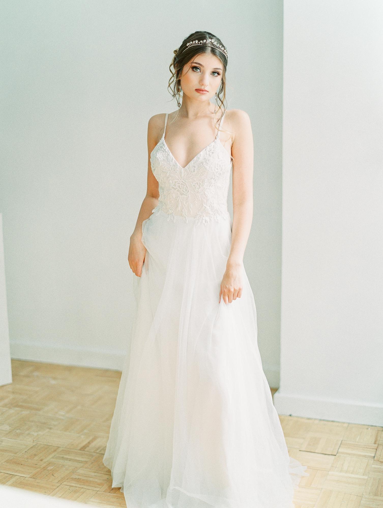 manhattan new york bridal wedding film fine art photos
