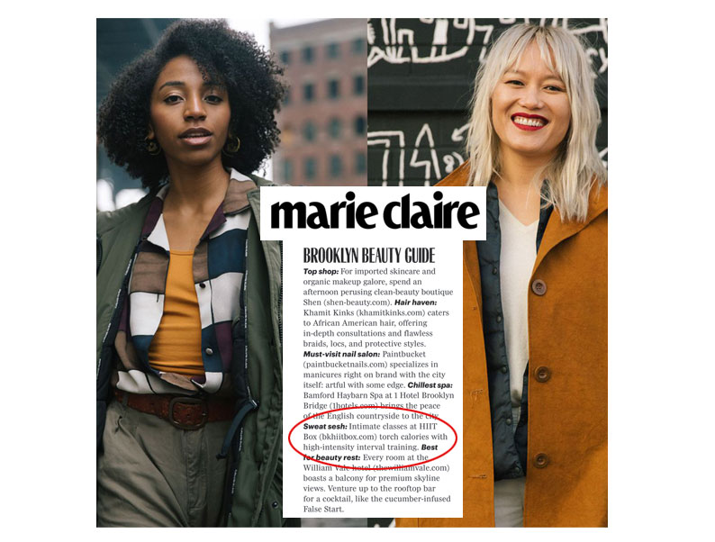 March 2019 Marie Claire