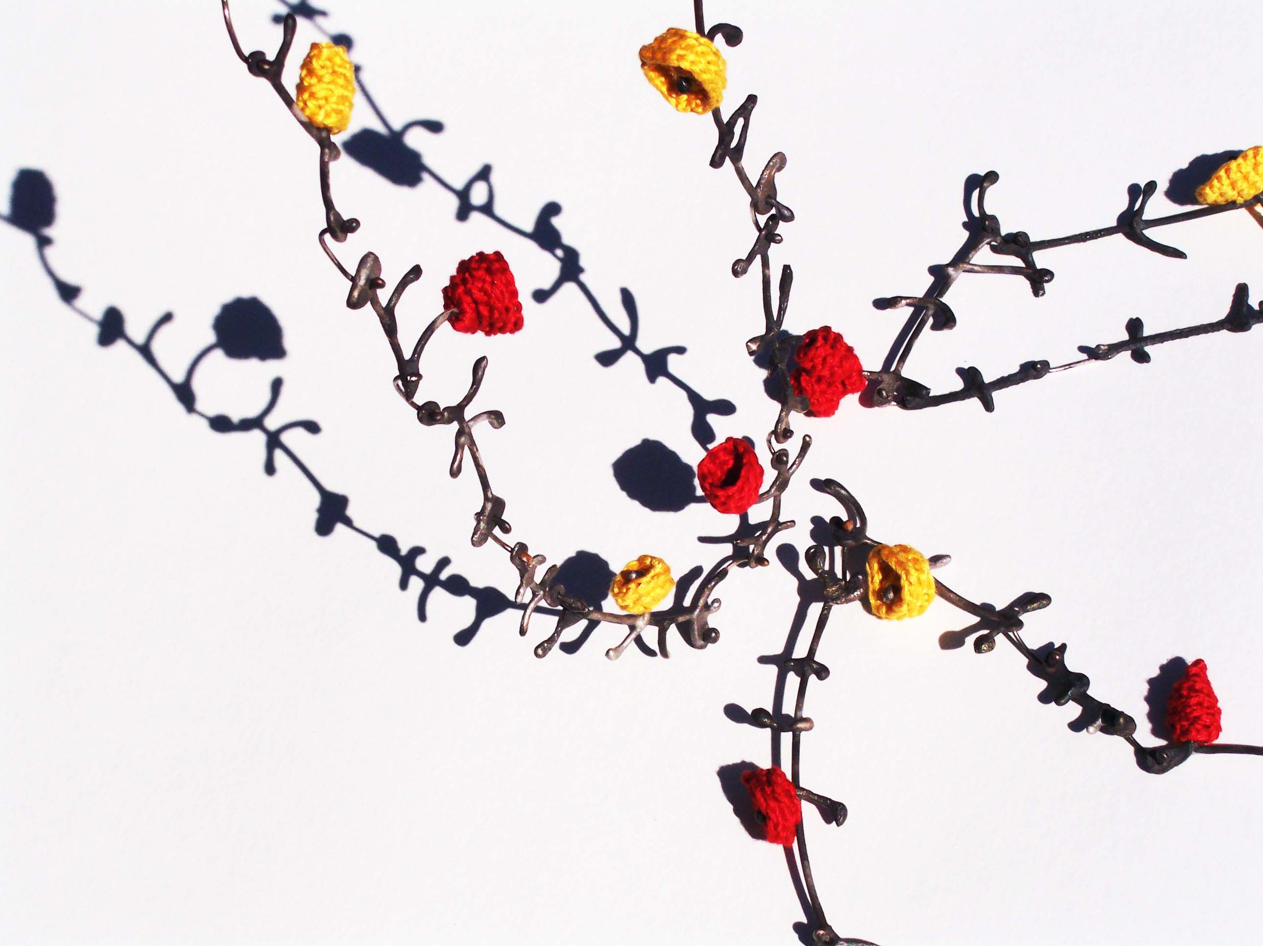 Bud Branch Neckpiece