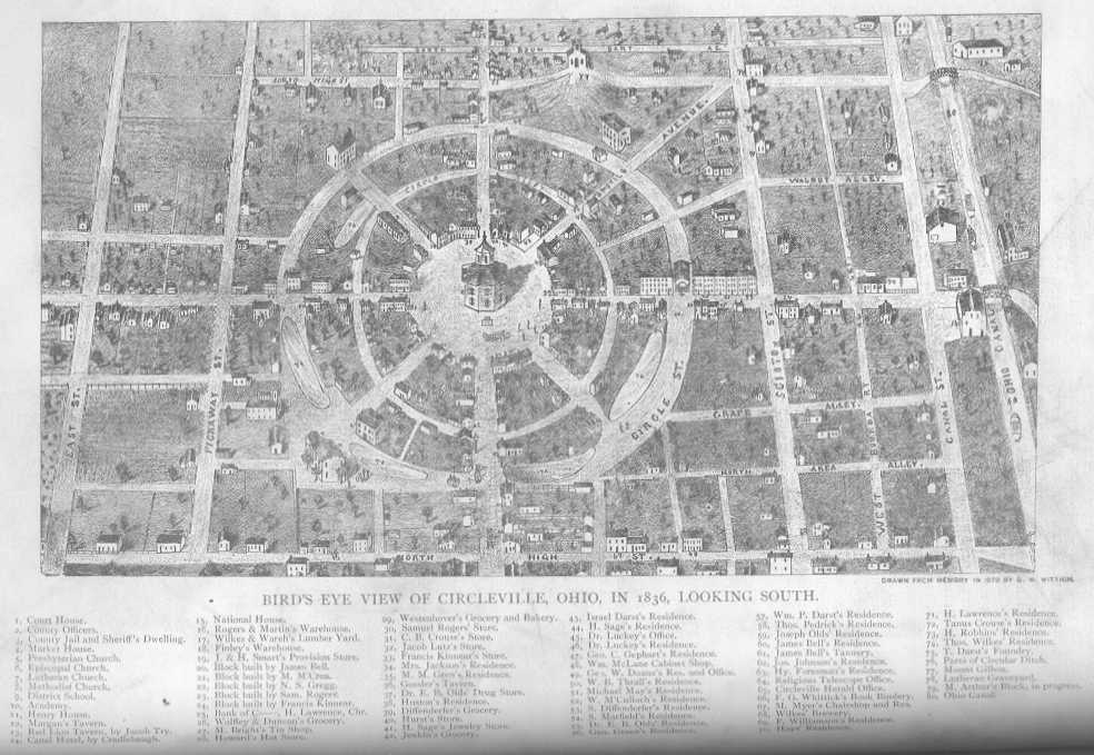 Circleville - early image