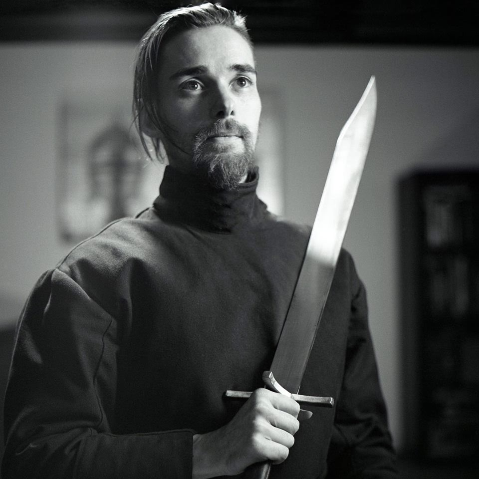 "Peter Haas - Rank 1 Instructor, Longsword / Messer, Chapter ""City"""