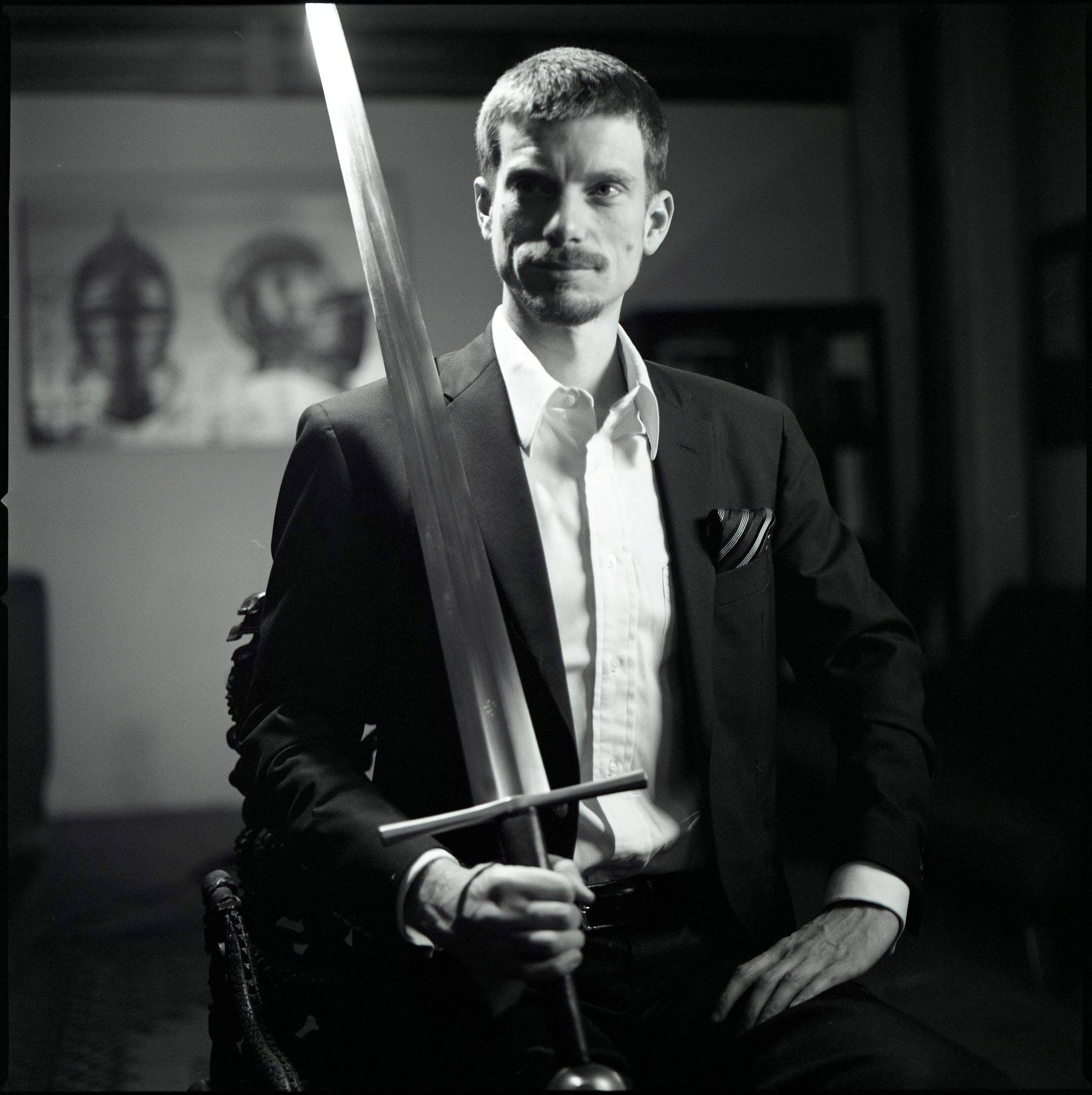 "Patrick J Paglen - Rank 1 Instructor, Longsword / Dagger, Chapter ""City"""
