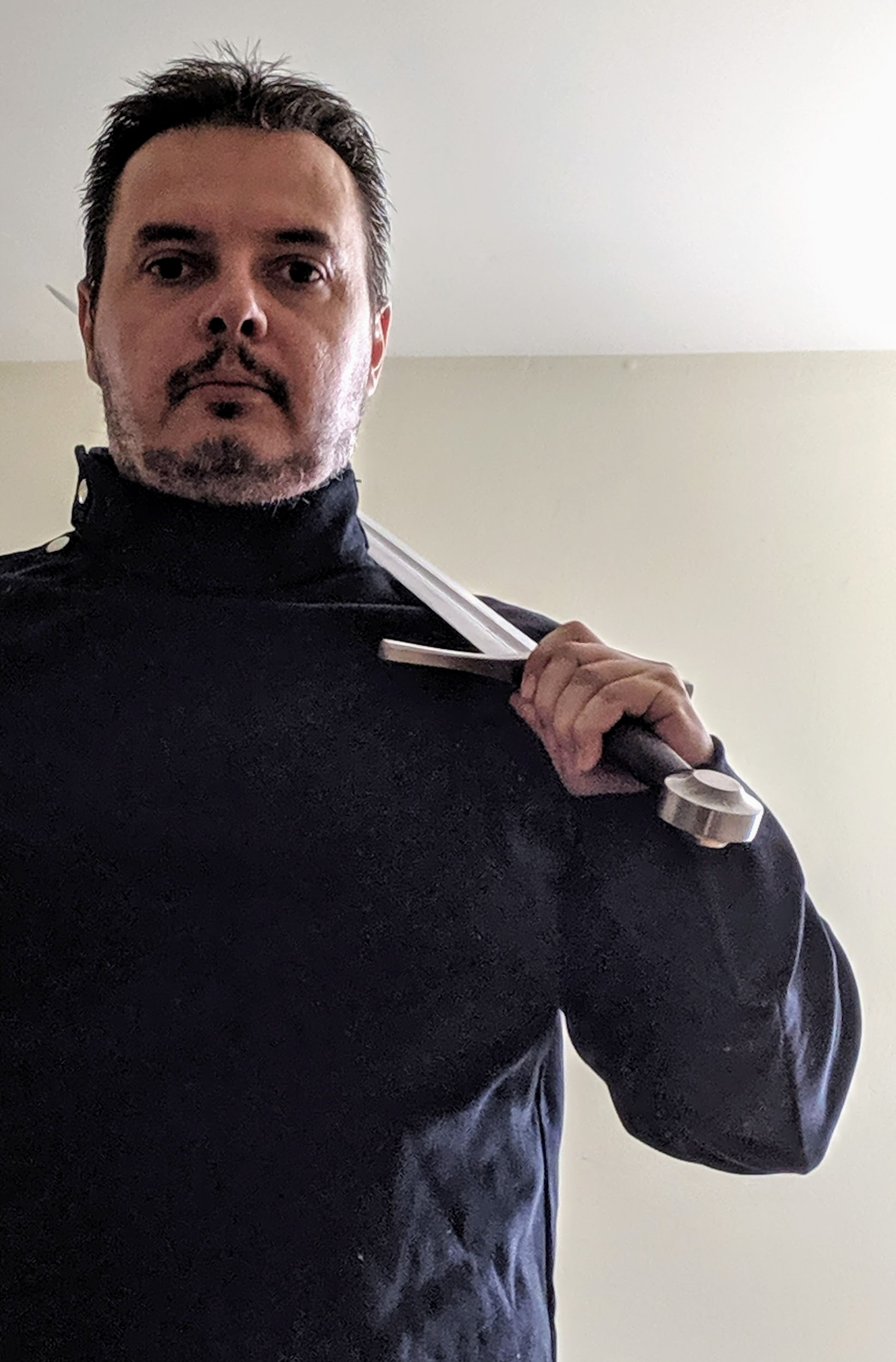 "Stelian Serban - Rank 1 Instructor, Longsword / Sabre, Chapter ""City"""