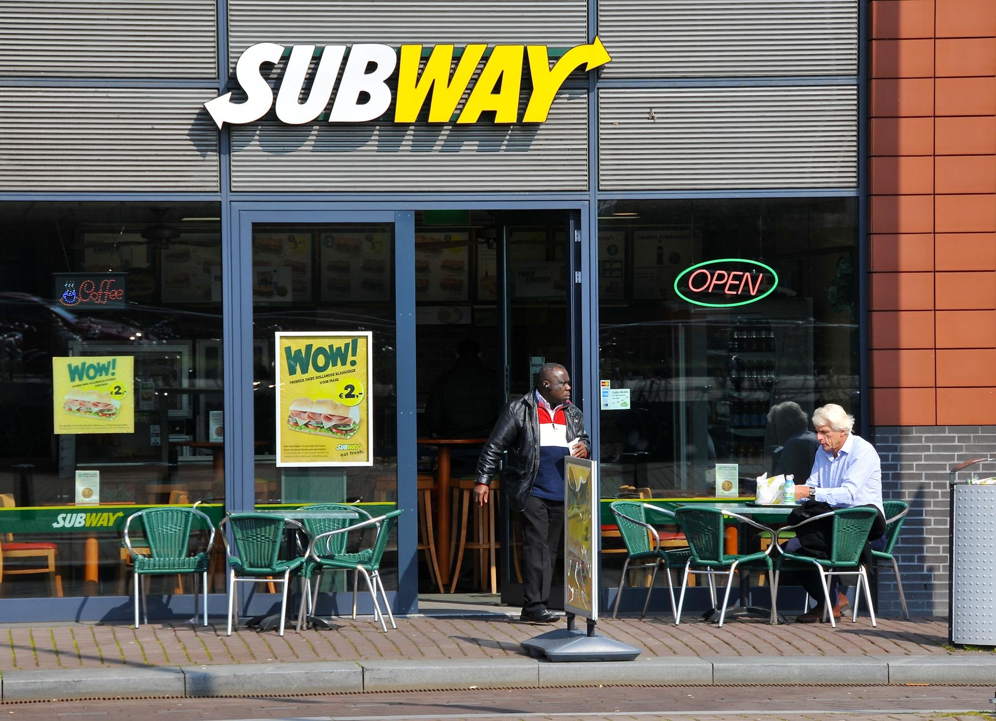 Copy of Subway