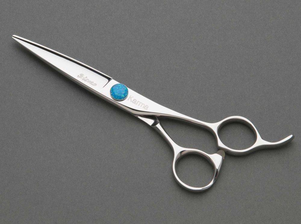 Japanese steel hair shears.jpg