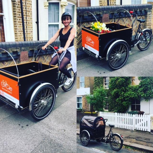 Cargo bike 3 pics