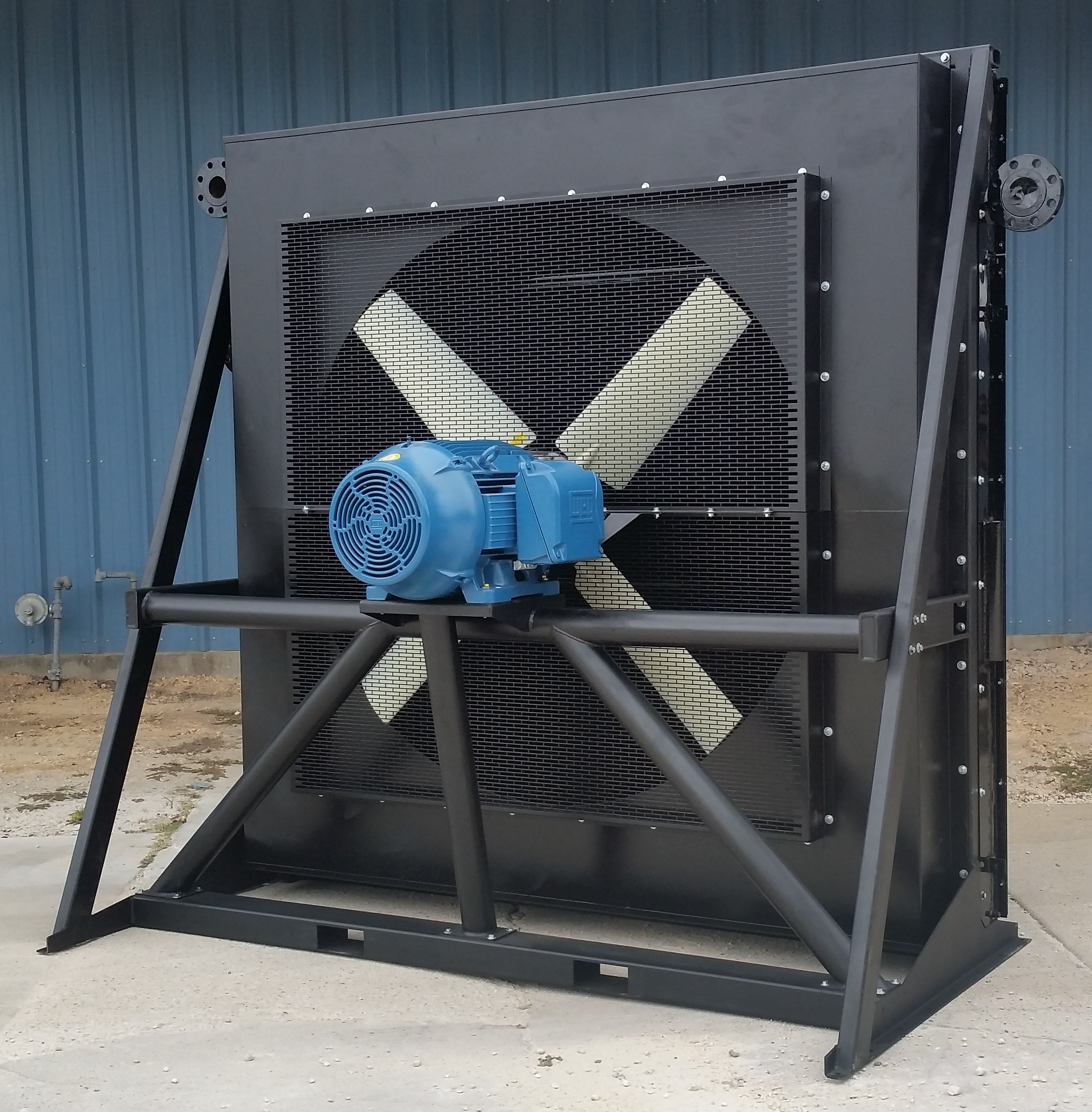 98x98 Gas/Oil Cooler Package