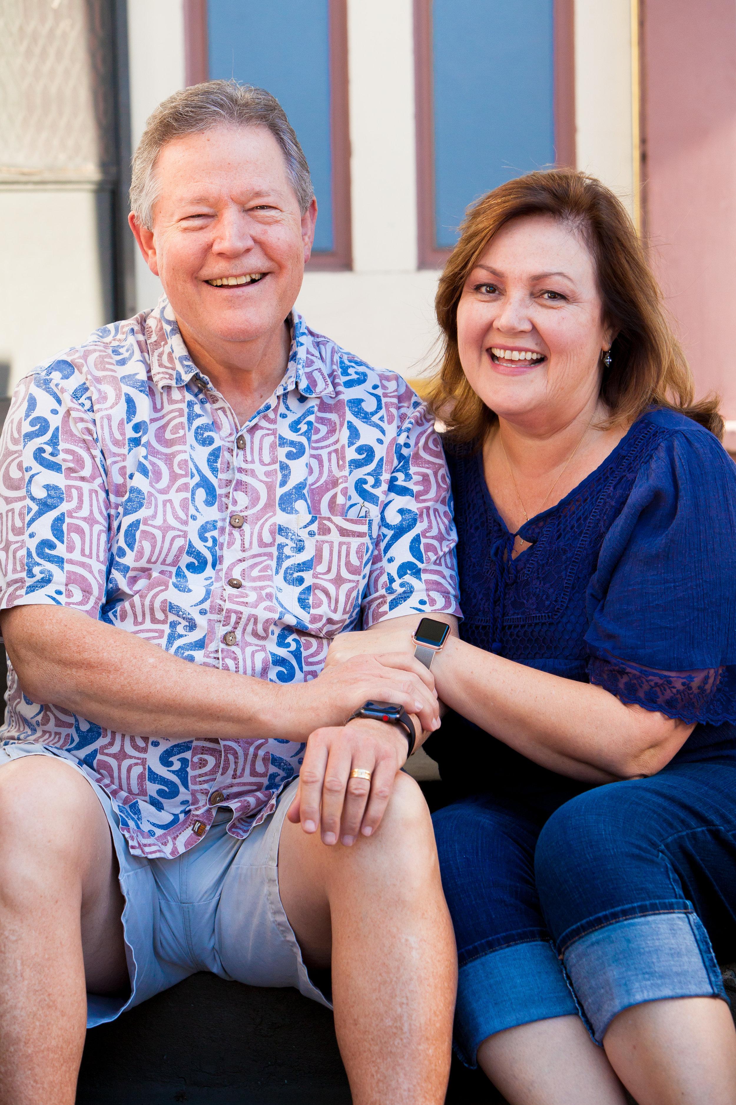 PAUL & ANITA MAYES