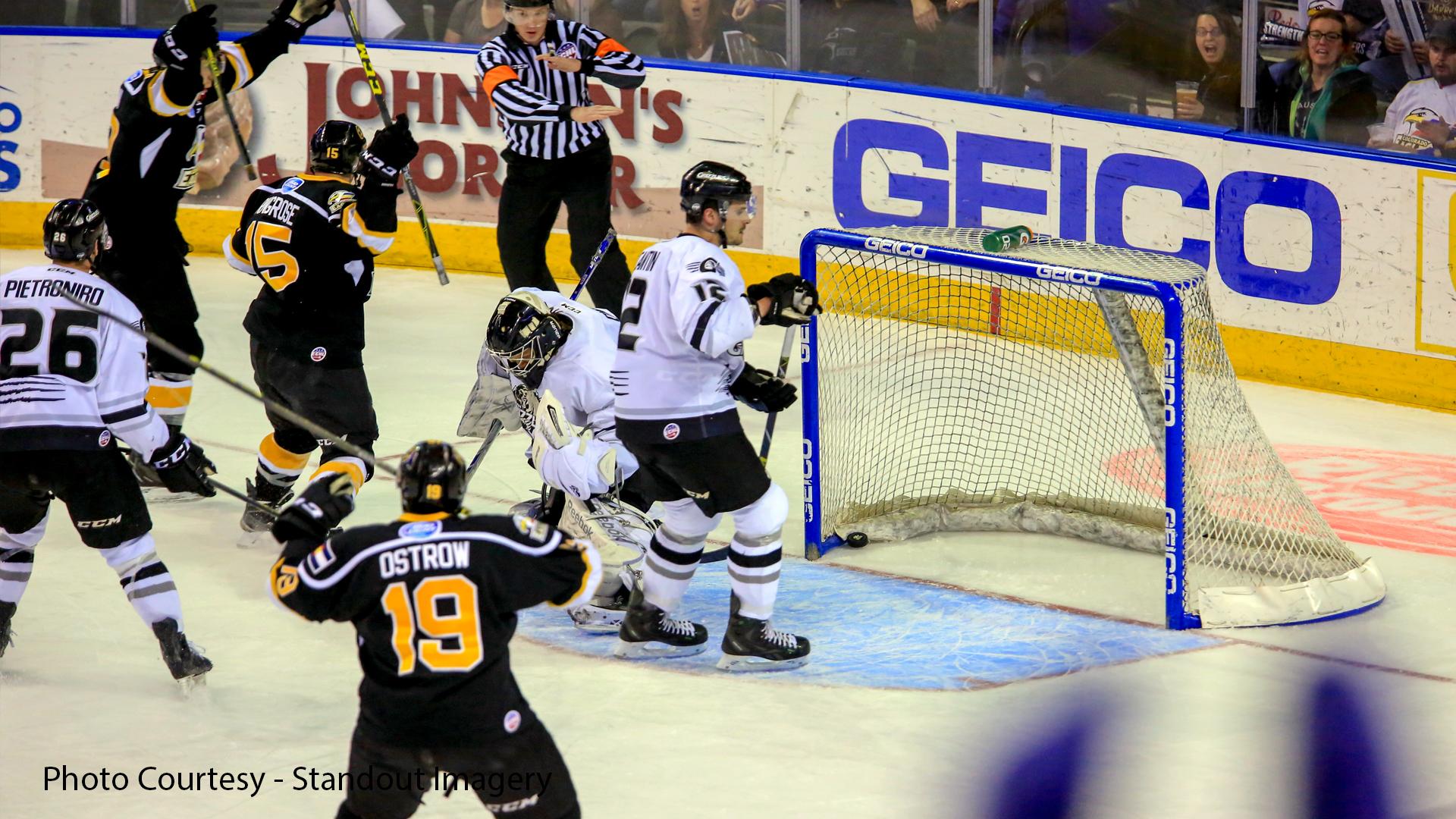Geico Extends Landmark Agreement with ECHL