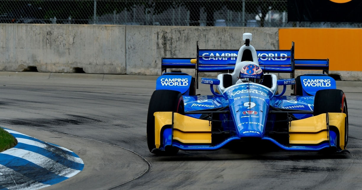 Chip Ganassi Racing Engages Impression Sports