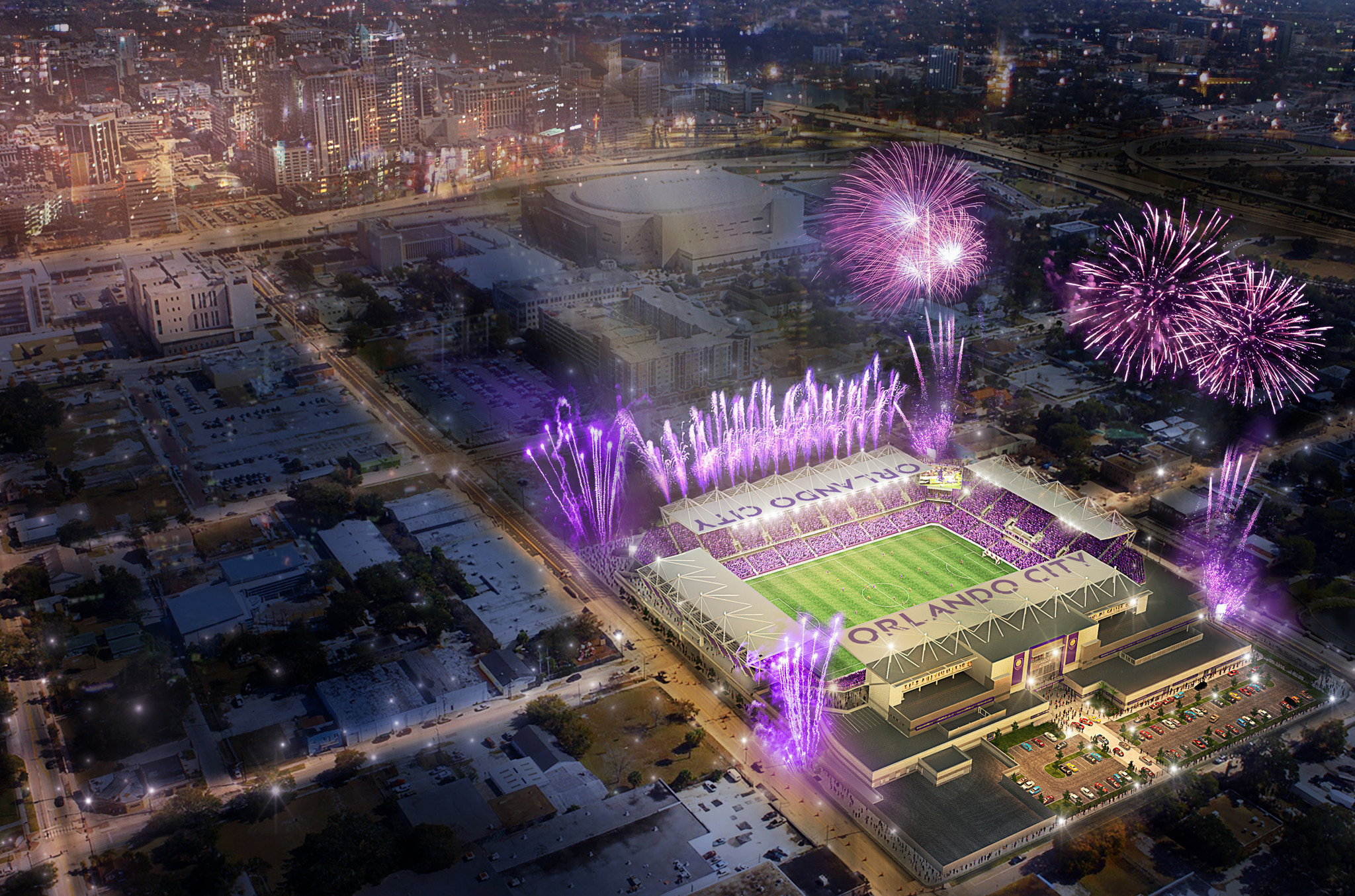 Impression Sports Engaged for Stadium Naming Rights Sales