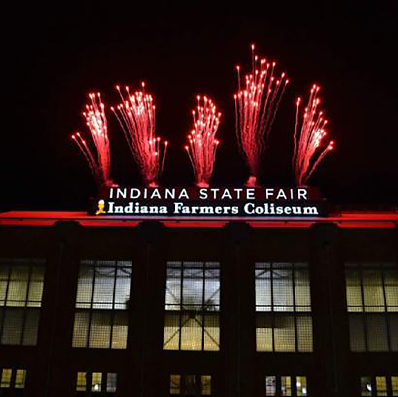Indiana Farmers Insurance Lands Coliseum Naming Rights