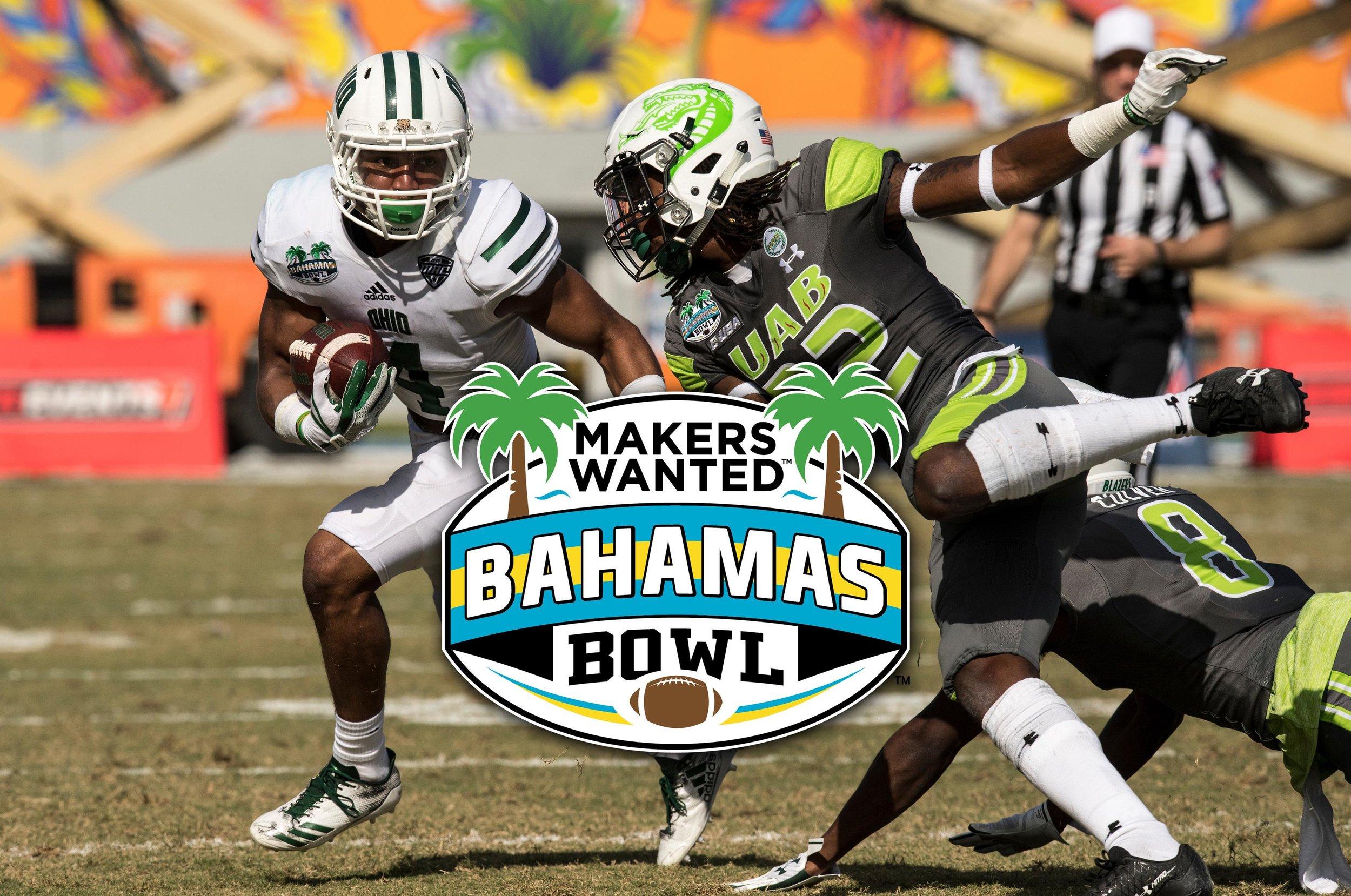 Impression Secures Elk Grove Village as Bahamas Bowl Title