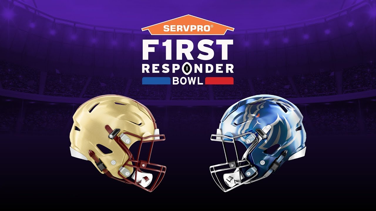 Impression Secures SERVPRO as the Title Sponsor of the First Responder Bowl