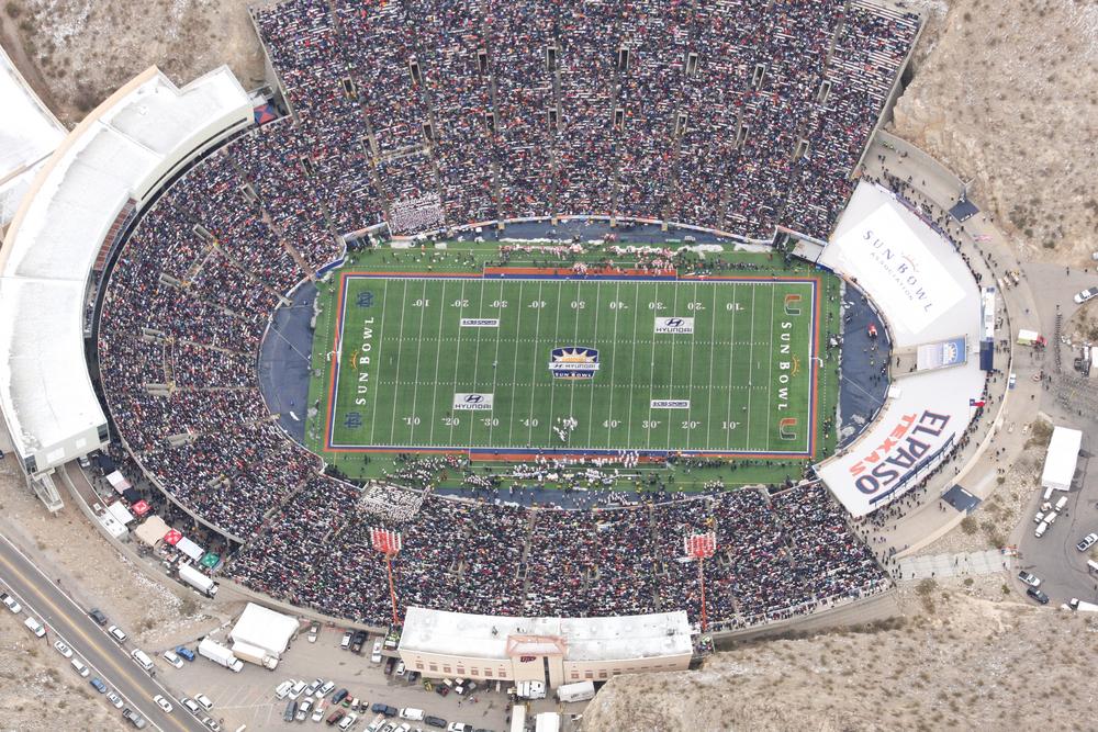 Sun Bowl Association Hires Impression Sports for Title Efforts