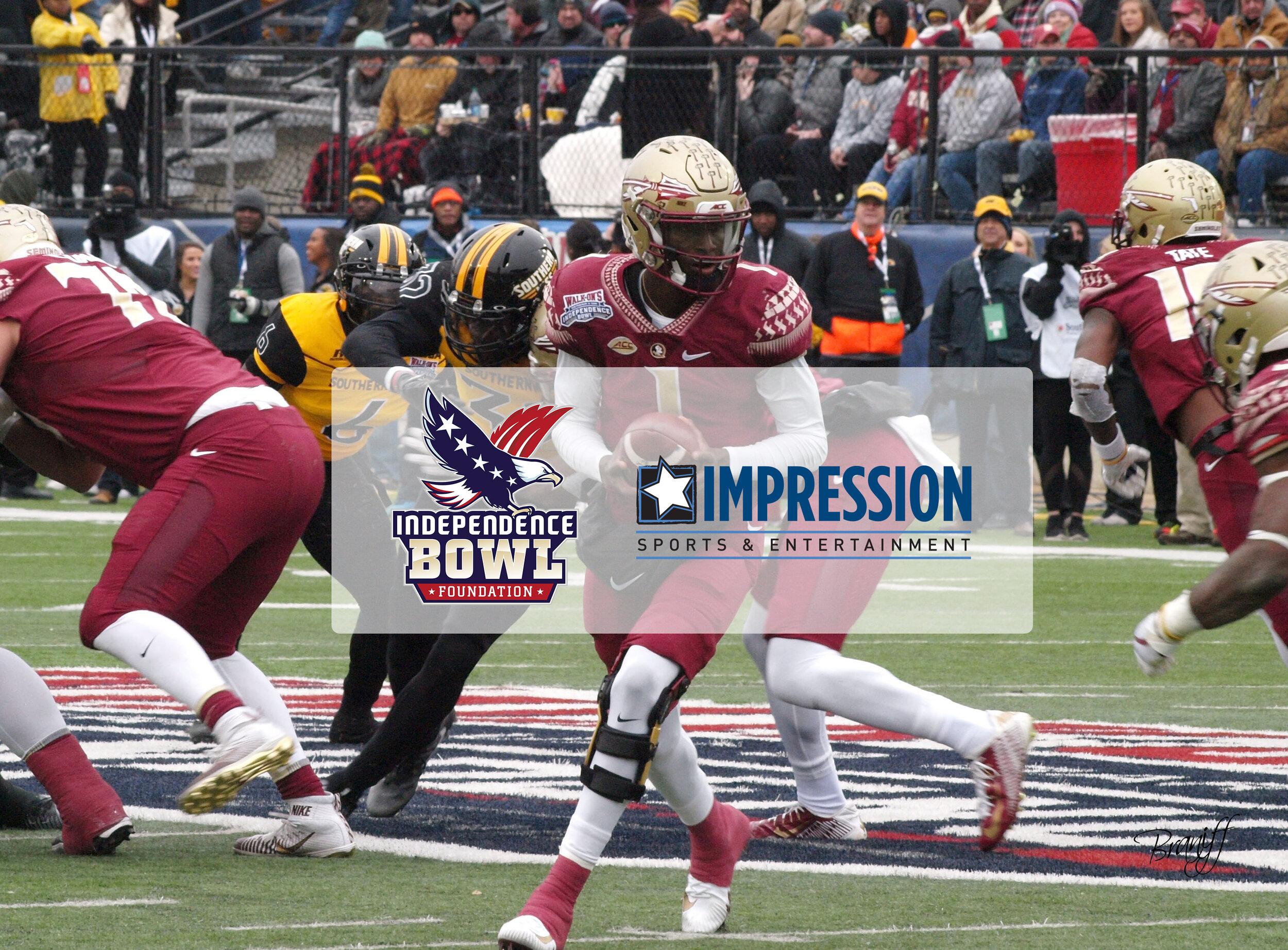 Independence Bowl Foundation Partners with Impression Sports to Lead Title Sponsor Search