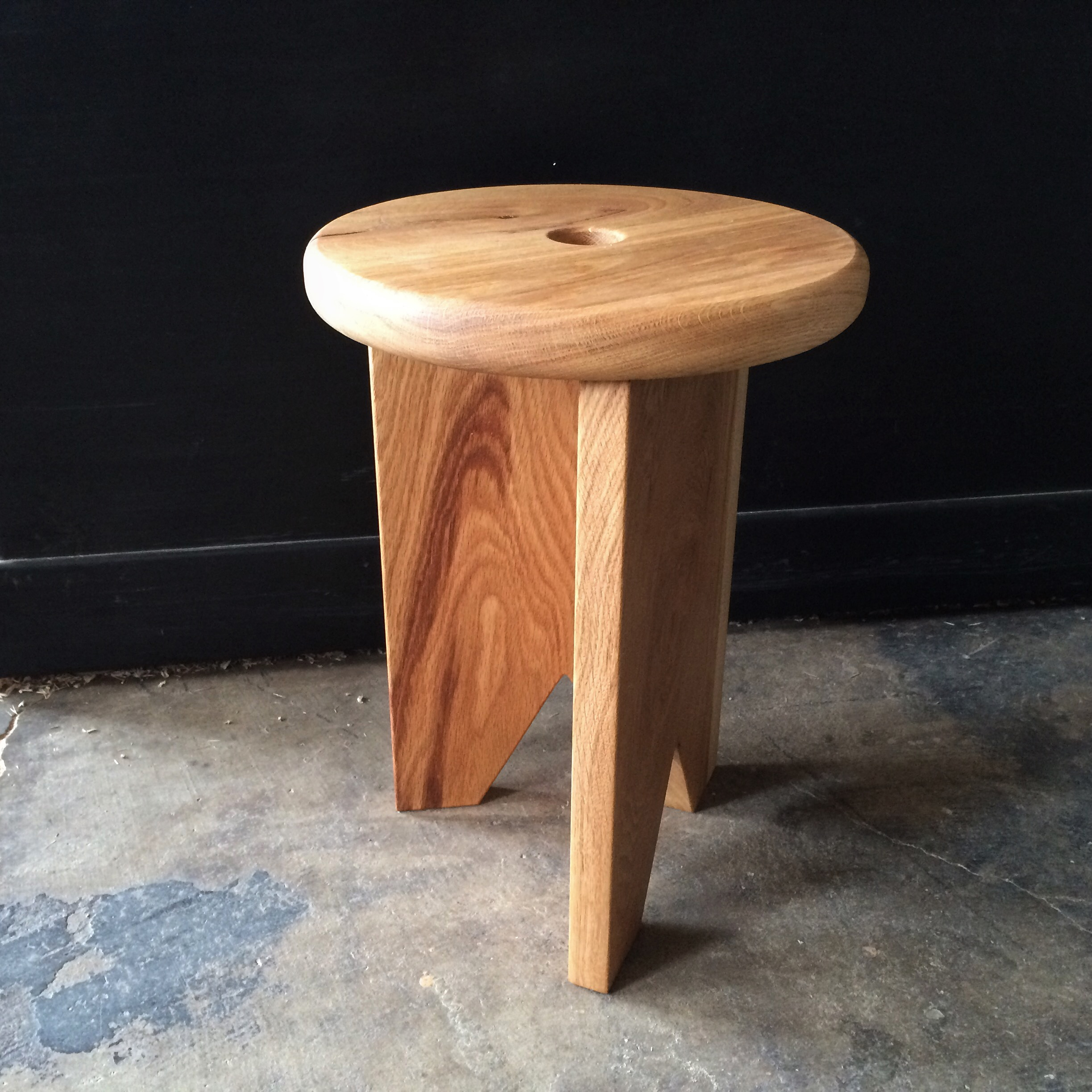 Custom designed stool