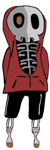 Jimmy Reaper.  Animation by Brendan Wilson 17'