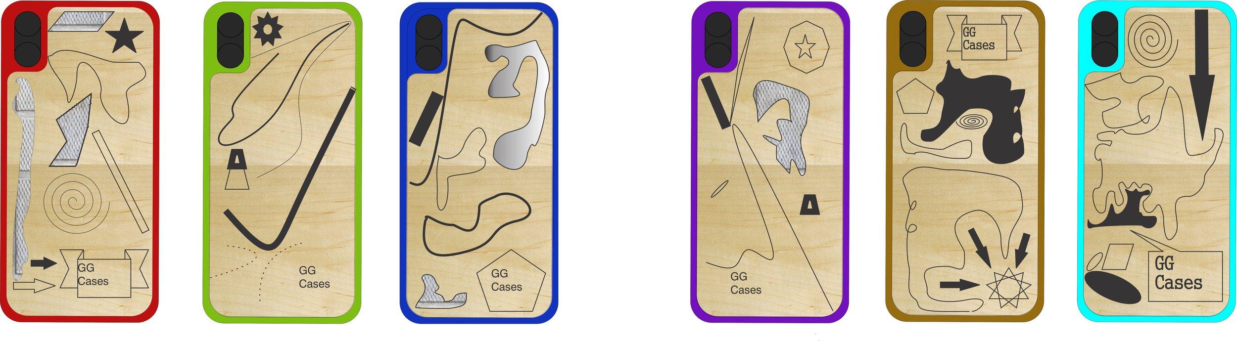 Custom phone cases Garret Grier '19