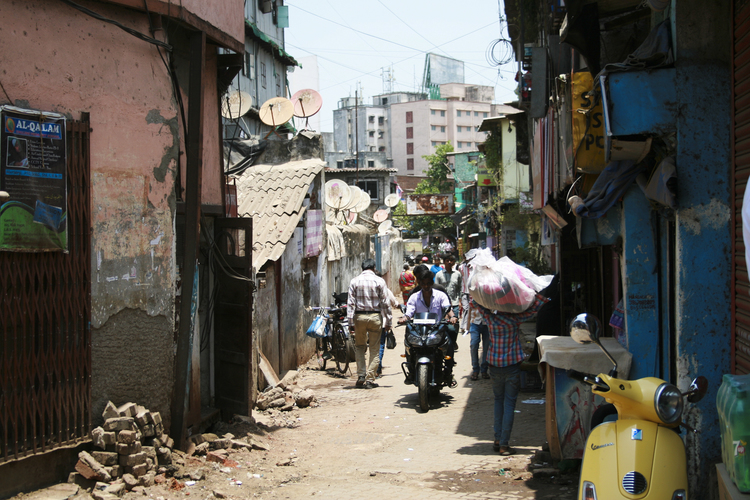 Dharavi Slum in Mumbai—the biggest slum in the world—is rife with shame around menstruation. The area chief claims the local girls use sanitary towels, but through interviewing the girls, we found this to be far from the truth.
