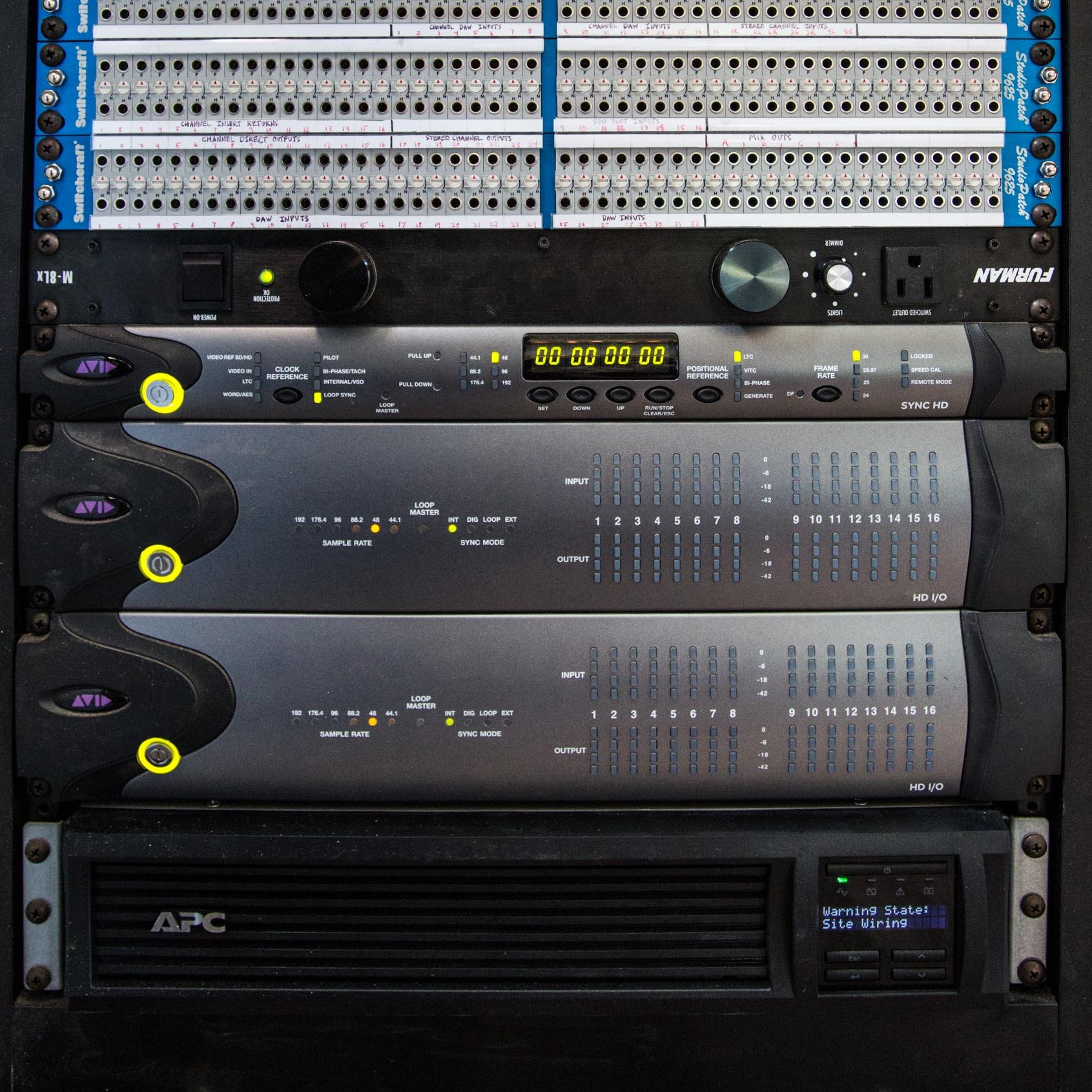 Backup Power Unit