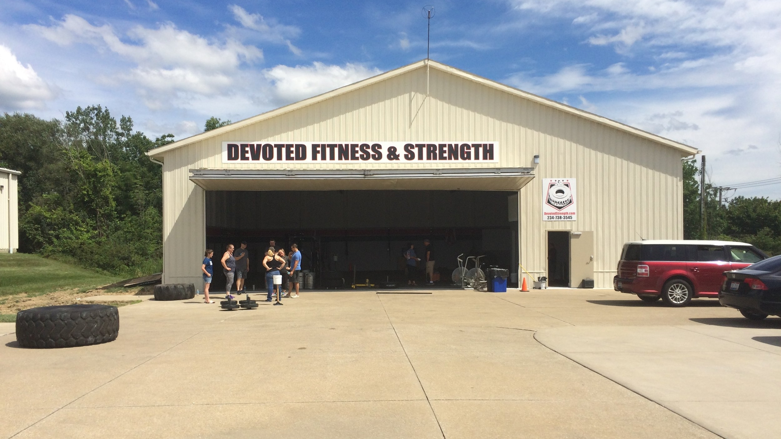 Devoted Fitness & Strength - 335 Remington Road, Cuyahoga Falls, OH