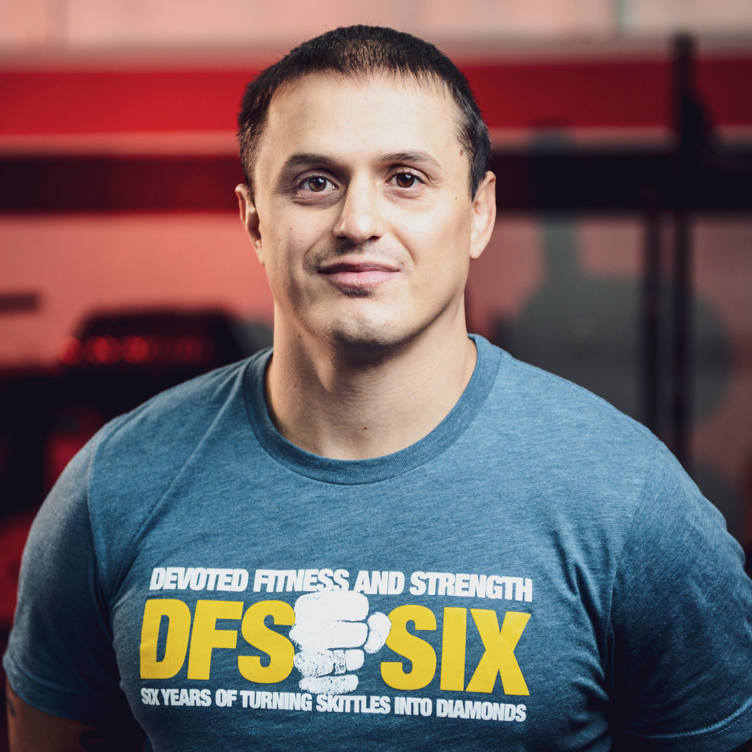 CHRIS PARK  - Strength Coach Lean&Fit, Strength&Muscle, Combat Athletes