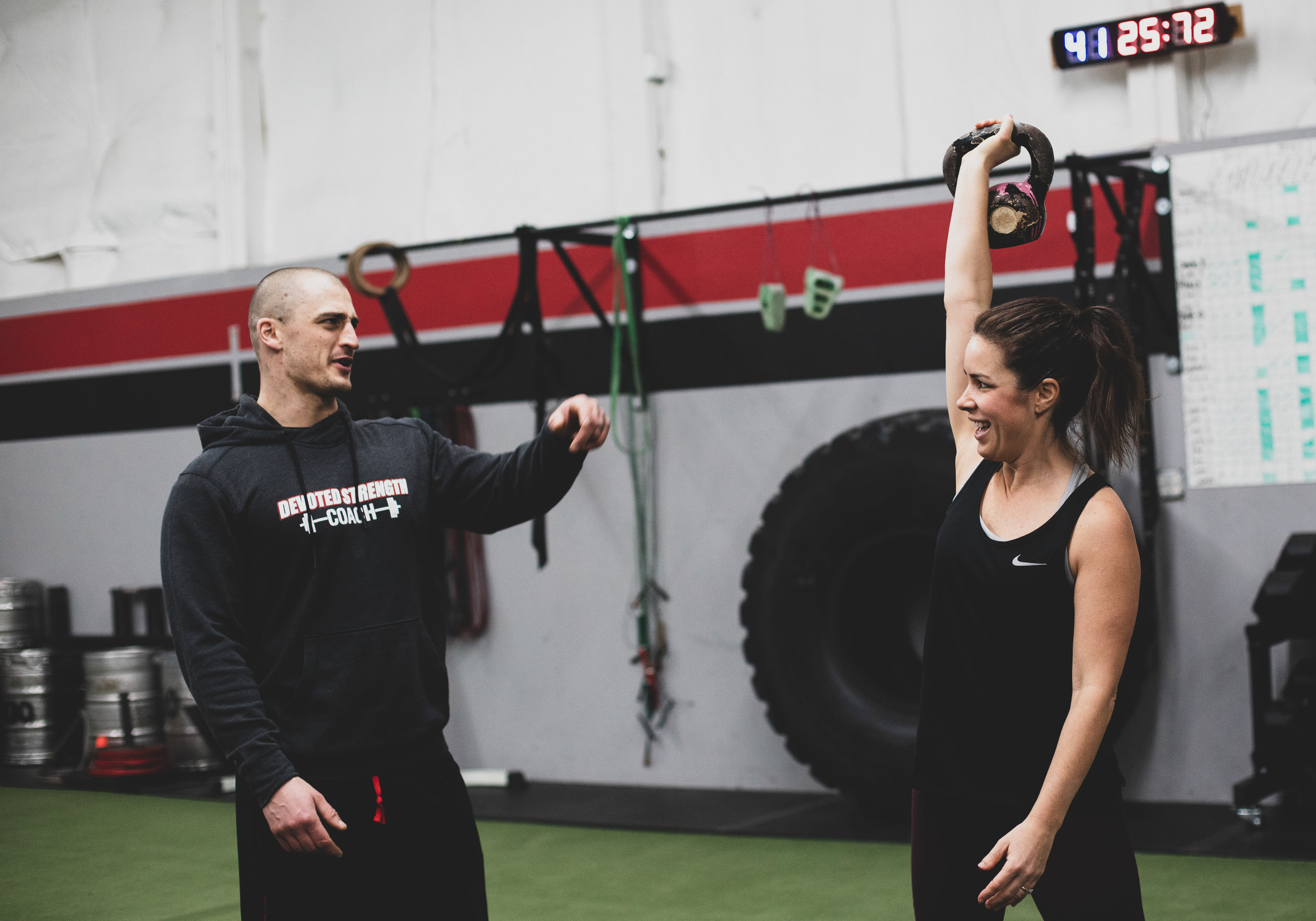 The 21-Day Kick-Start   Perfect for adults needing a fresh start or just looking to try something new. Experience the best that Devoted Fitness & Strength has to offer commitment free.   Get Started