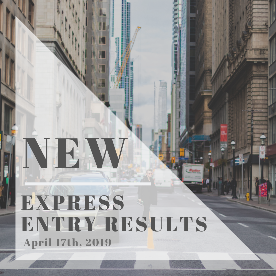 Express Entry April 17th