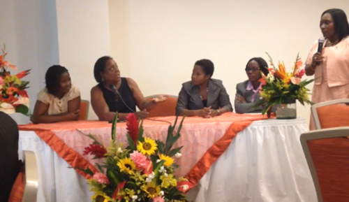 Roundtable Discussion from the 2015 International Day of the Midwife