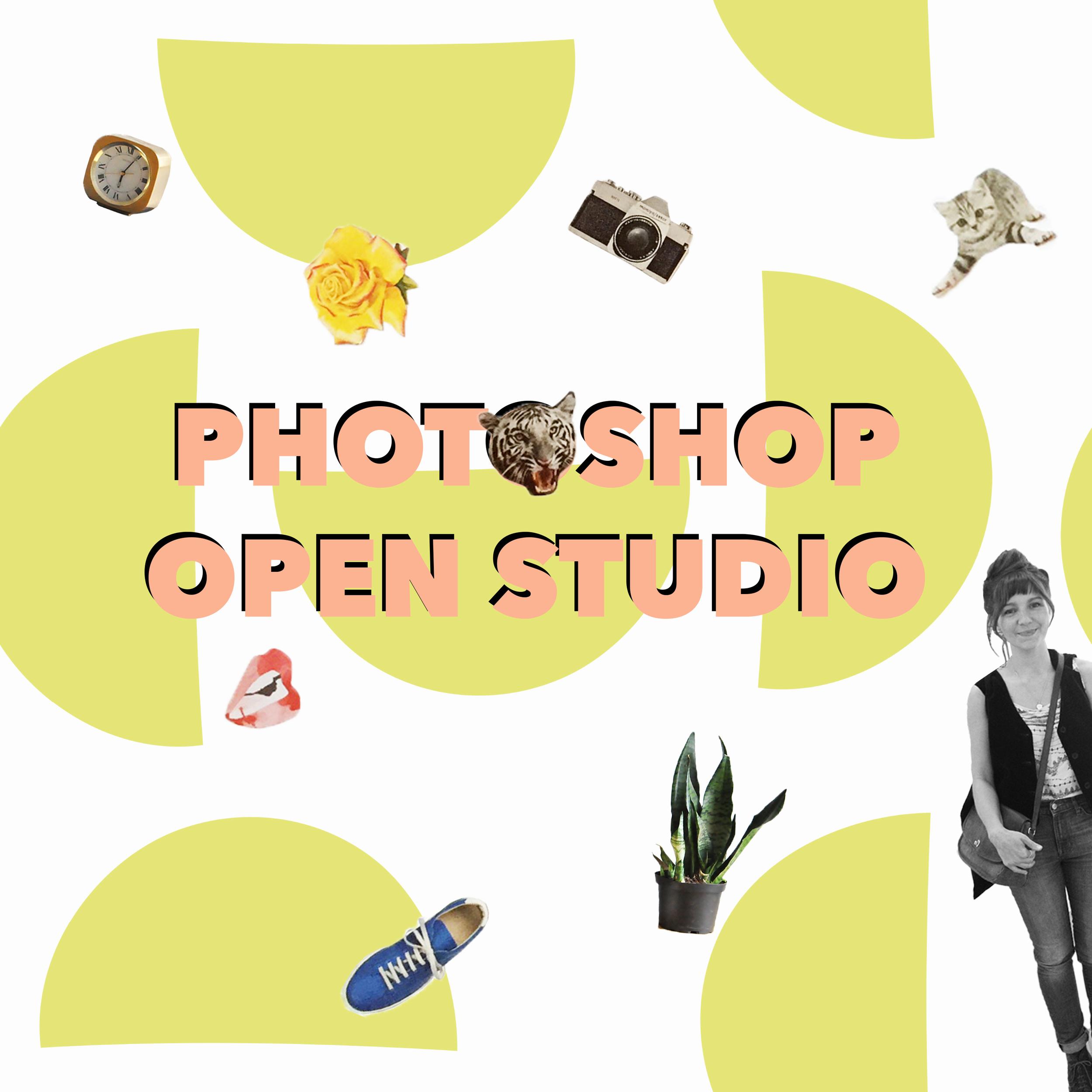 open studio with kate zaremba