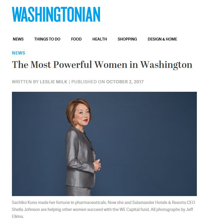 Washingtonian TLC