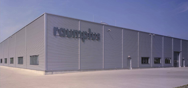 Фабриката на Raumplus в Бремен, Германия