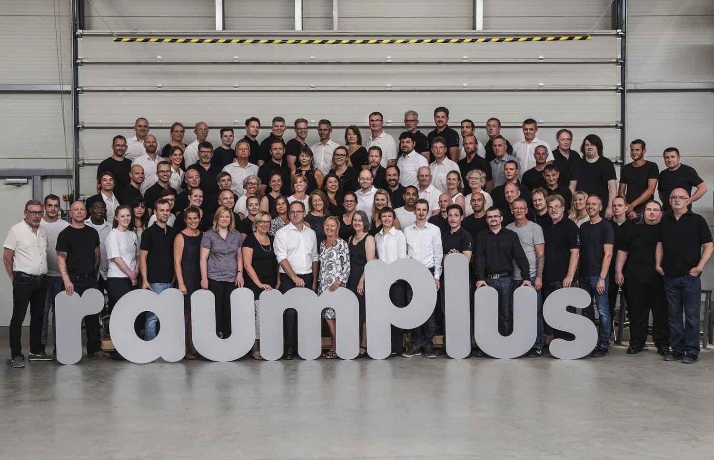 Eкипът на Raumplus