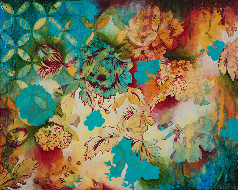 Arcs Floral 1