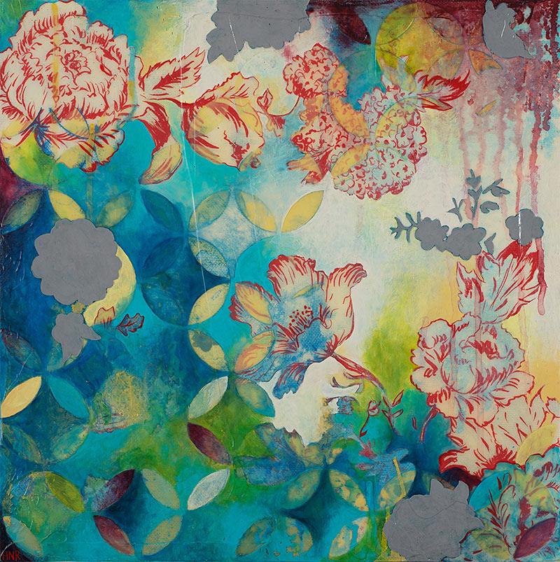 Arcs Floral 3