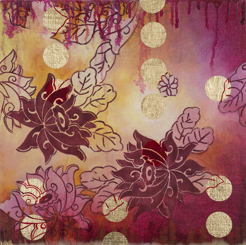 Dots (Rose) (sold)